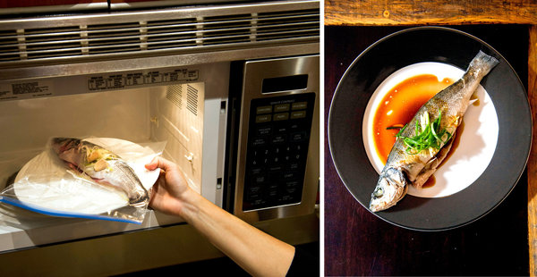 microwave cooking is more than just