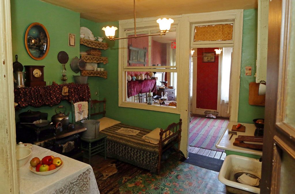 Lower East Side Tenement Museum Opens Shop Life  The