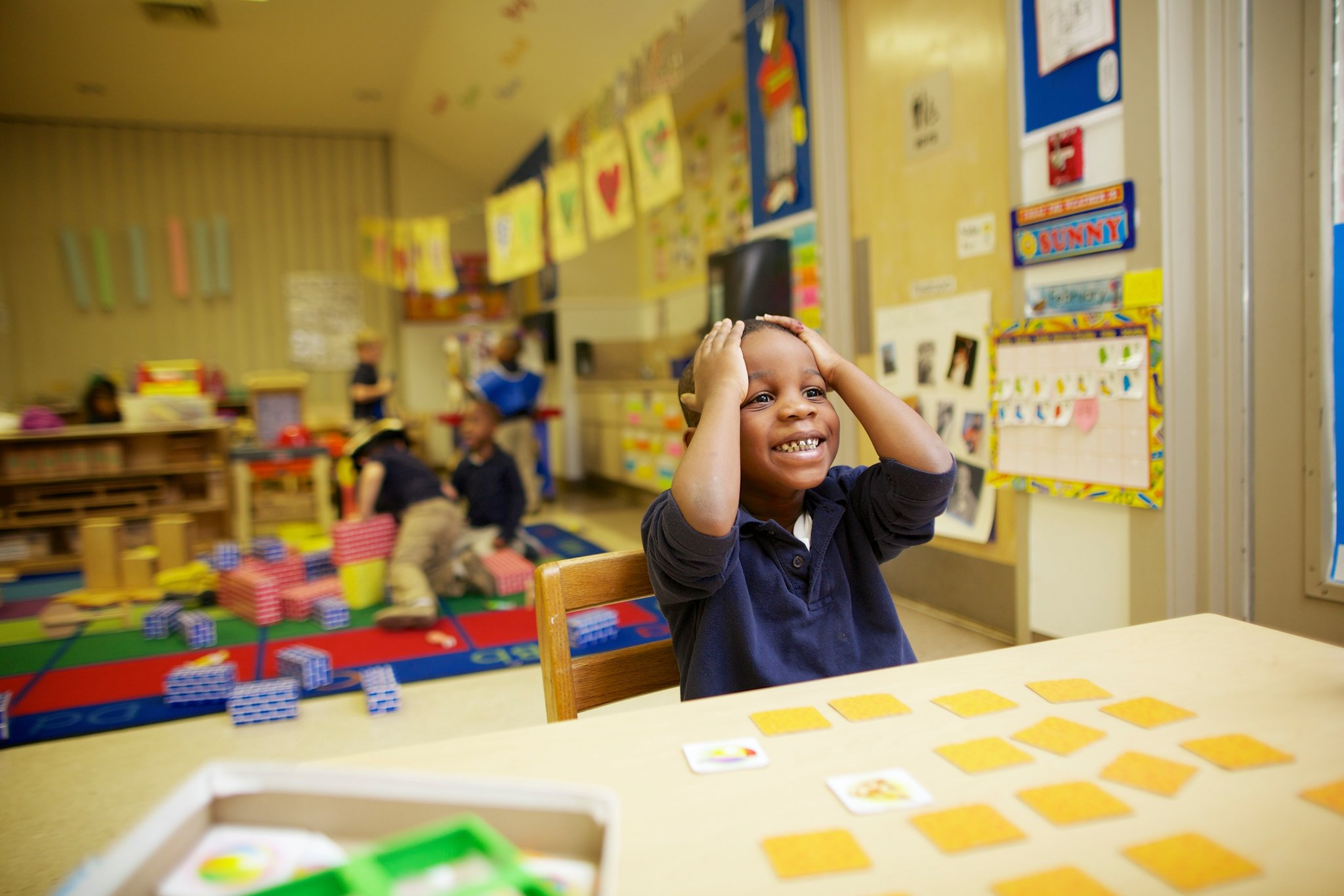 Student Opinion Should All Children Be Able To Go To Preschool