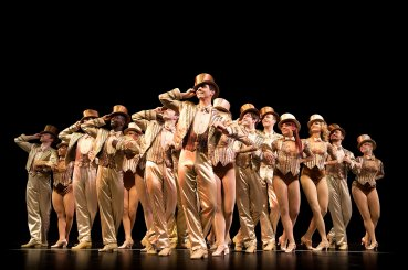 Q and A: Keeping 'A Chorus Line' in Step - The New York Times