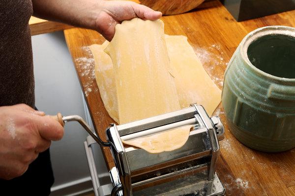 New York Times Fresh Egg Pasta