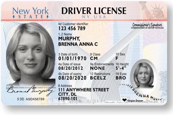 Drivers North Drivers License Carolina 2013 North 2013 License Carolina