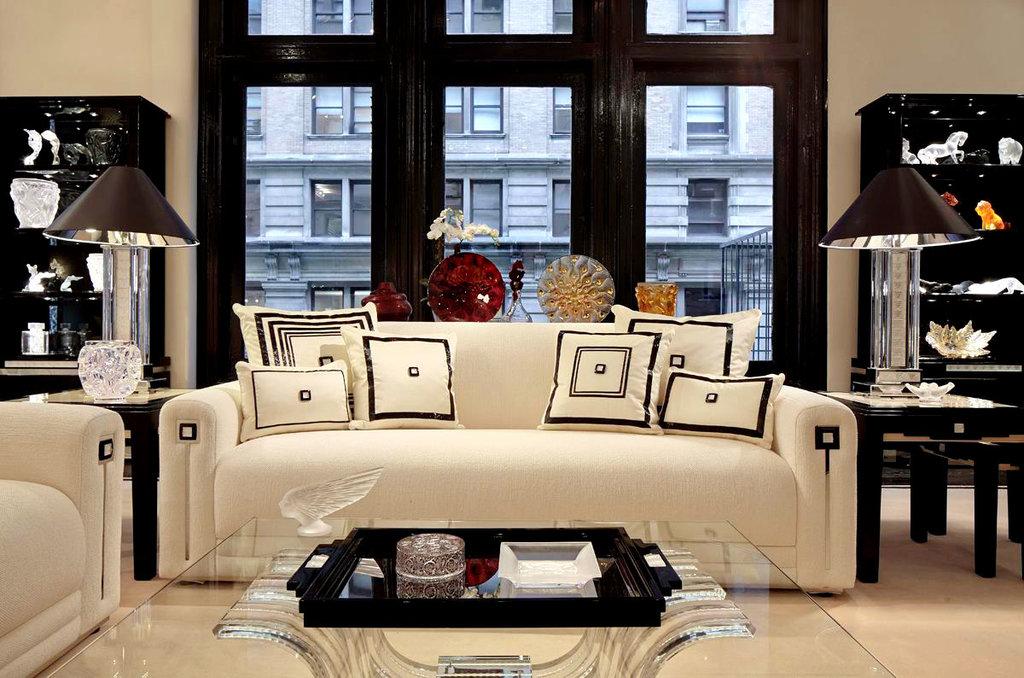 Lalique Unveils Interior Design Showroom Featuring Lalique