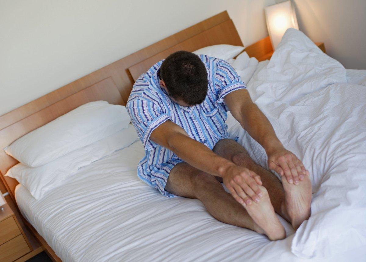 nighttime enhancement in men