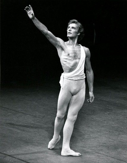 Peter Martins on 30 Years With City Ballet  The New York