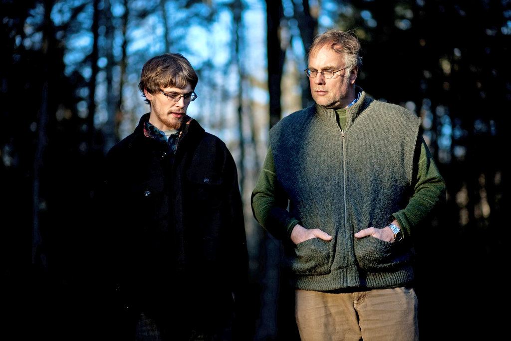 Father and Son Sharing Life With Aspergers  The New