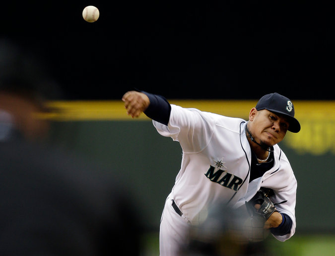 Mariners' Felix Hernandez The Star Who Stayed The New York Times