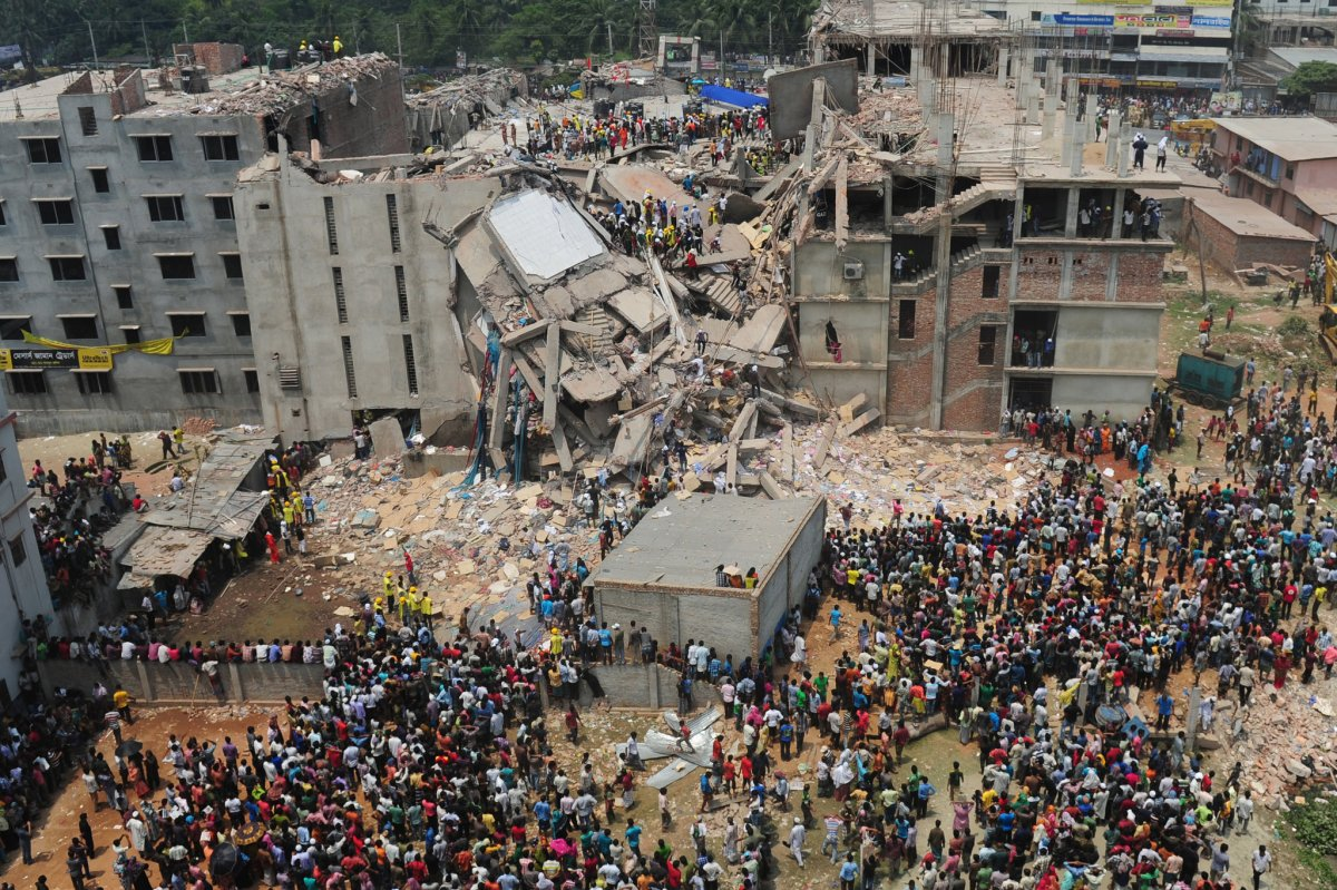 Report on Bangladesh Building Collapse Finds Widespread Blame - The New  York Times