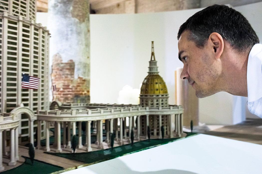 """年輕策展人""""顛覆""""威尼斯雙年展 - 紐約時報中文網"""