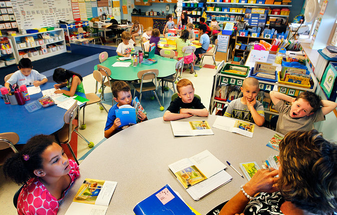 Image result for elementary kids classrom