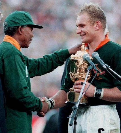 Nelson Mandela Grasped The Power Of Sports The New York