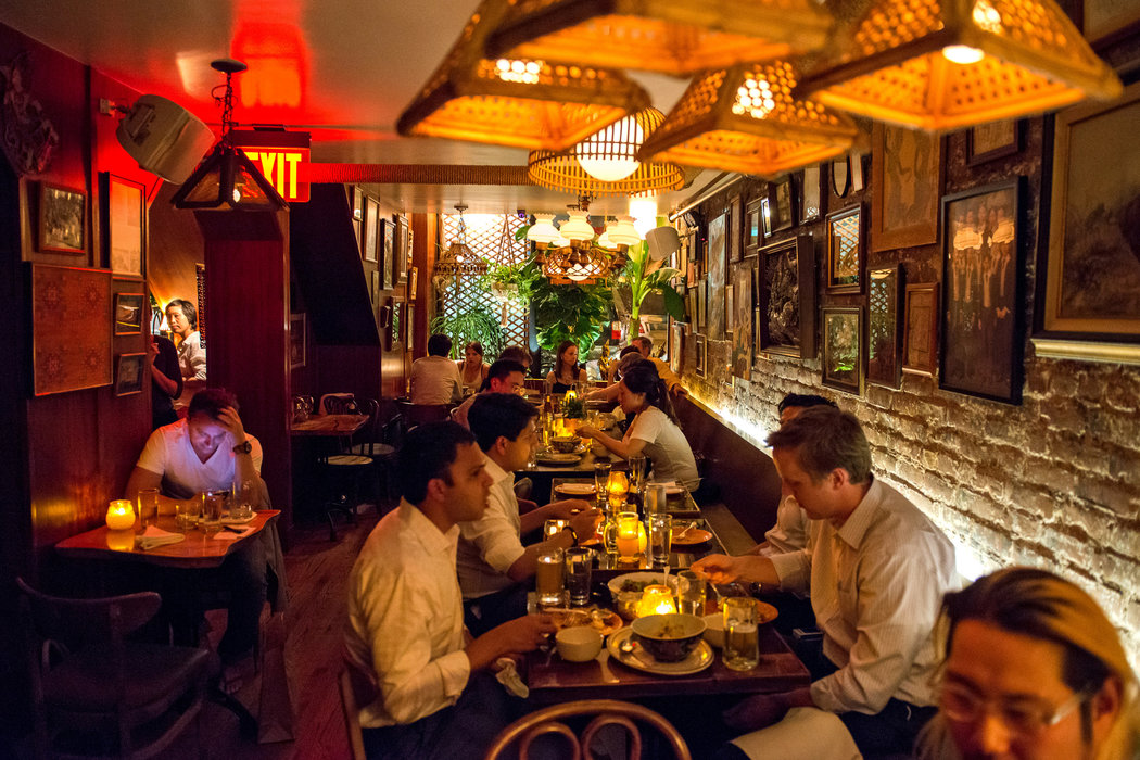 Restaurant Review Uncle Boons in NoLIta  The New York Times