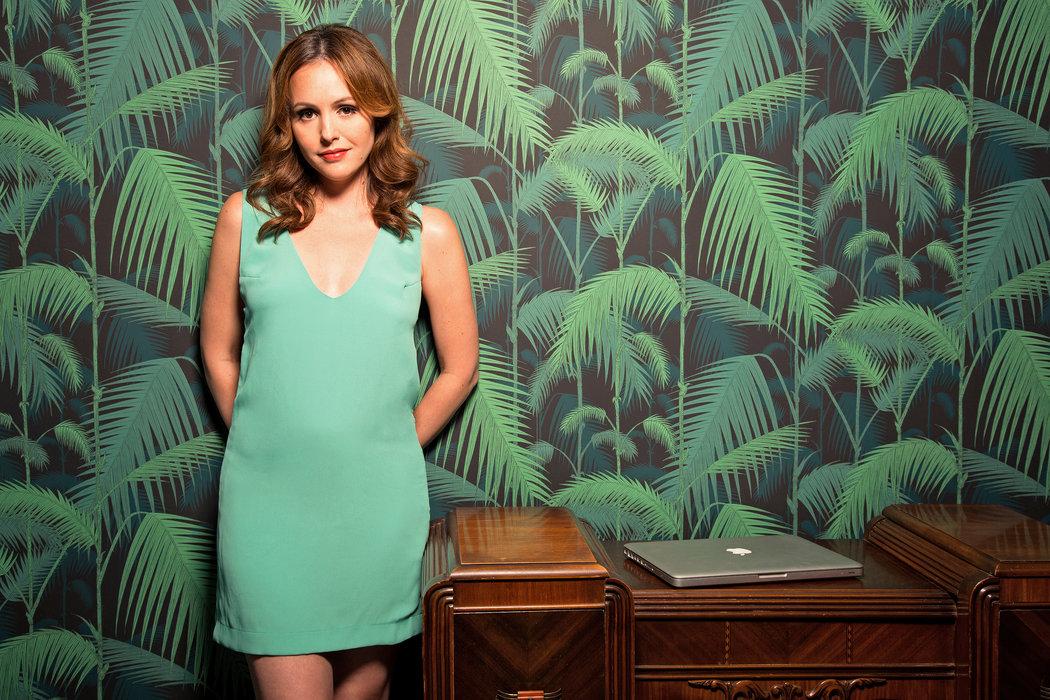 Kristen Wiig Helped Greenlight Michelle Morgan's Script
