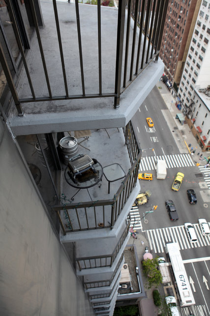 Fatal Fall Highlights Risk of New York Balconies  The New
