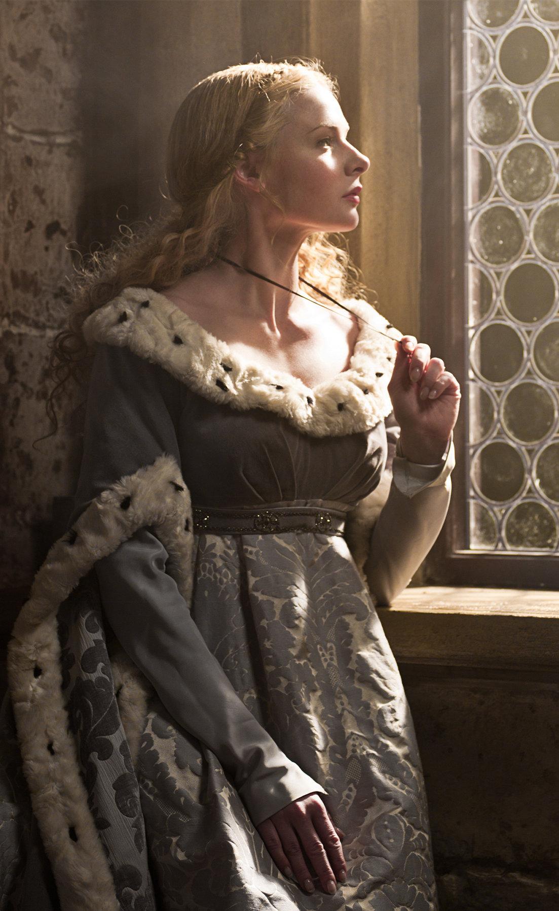 The White Princess Streaming : white, princess, streaming, White, Queen', Premiere, Starz, Times
