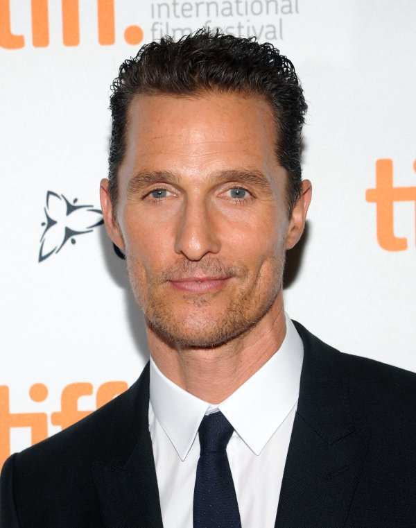 Toronto Report Rebirth Of Matthew Mcconaughey - York Times