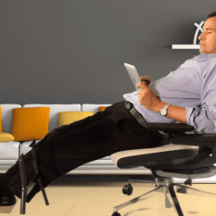 Steelcase Gesture Chair Chez Lounge Pitched As Answer To New Ways We Sit On Job - The York Times