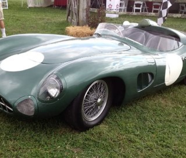 The Owner Of This 1958 Aston Martin Dbr1 Racecar Said It Was One Of Just Four