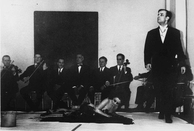 John Cage Living Room Music Youtube