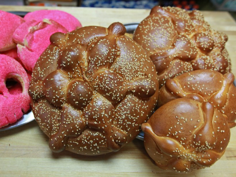 Image result for pan de muerto