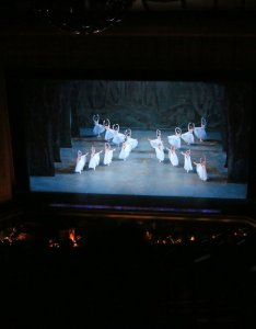 Photo  also at the ballet nosebleed seats have perks new york times rh nytimes