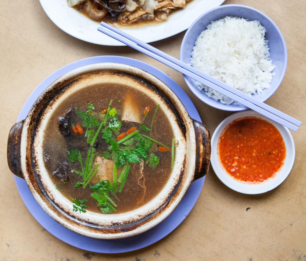 nyc soup kitchens the honest kitchen dog food reviews 在新加坡领略海南美食 纽约时报中文网 津津餐室的海南羊肉汤