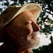 Pete Seeger at the Beacon Sloop Club in Beacon, N.Y., in 2010.