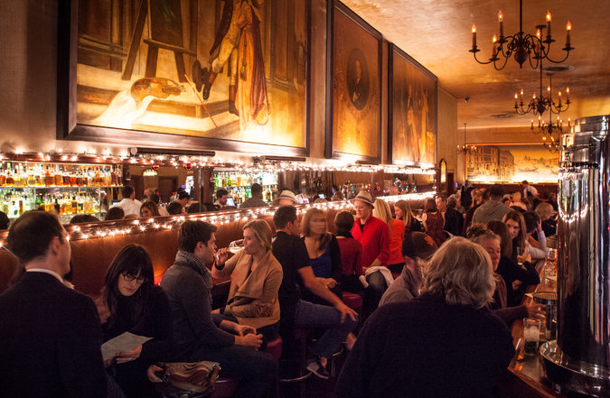Restaurant Report Tosca Cafe In San Francisco