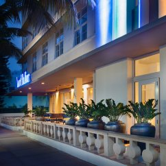 Art Deco Style Club Chairs Wide Office Hotel Review: Lord Balfour In Miami Beach - The New York Times