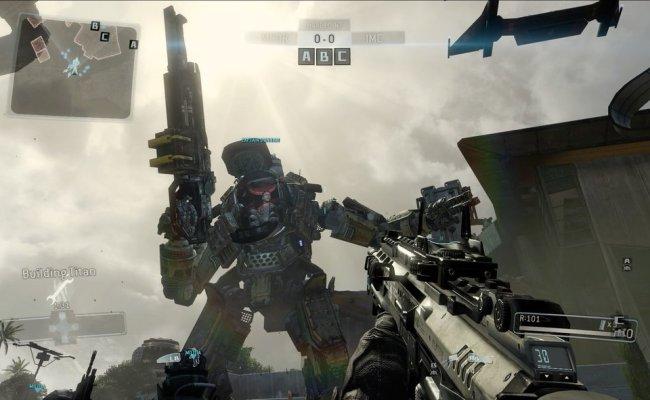 Microsoft Pins Xbox One Hopes On Titanfall A Sci Fi