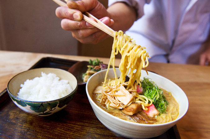 Slurp Worthy The Top 10 Ramen Destinations in New York  The New York Times