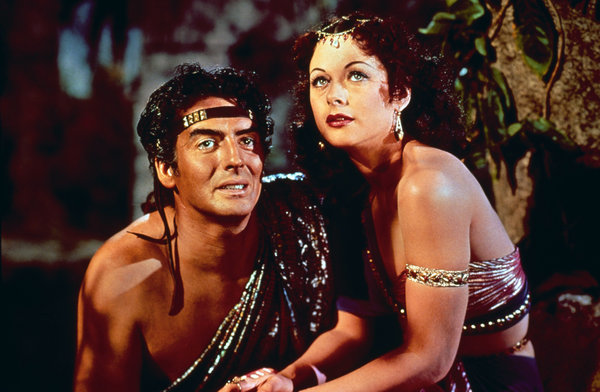 Image result for victor mature in samson and delilah
