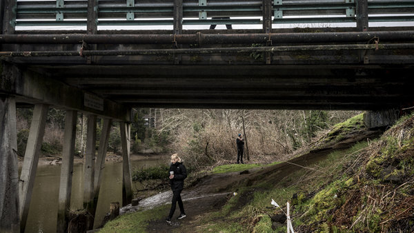 Chasing Kurt Cobain in Washington State  The New York Times