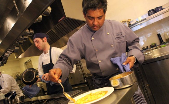 Floyd Cardoz Exits North End Grill The New York Times