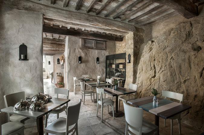 Restaurant Report Ristorante Oreade in Castiglioncello
