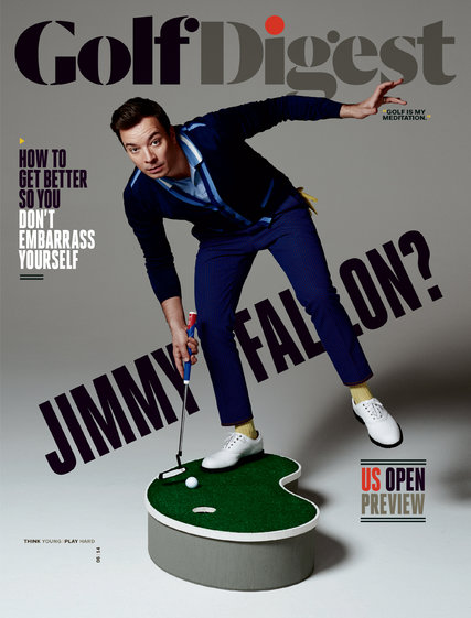 In Golf Digest's Bid For Younger Readers, It's Less Faldo