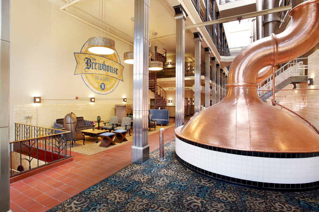 Hotel Review Brewhouse Inn  Suites in Milwaukee  The New York Times