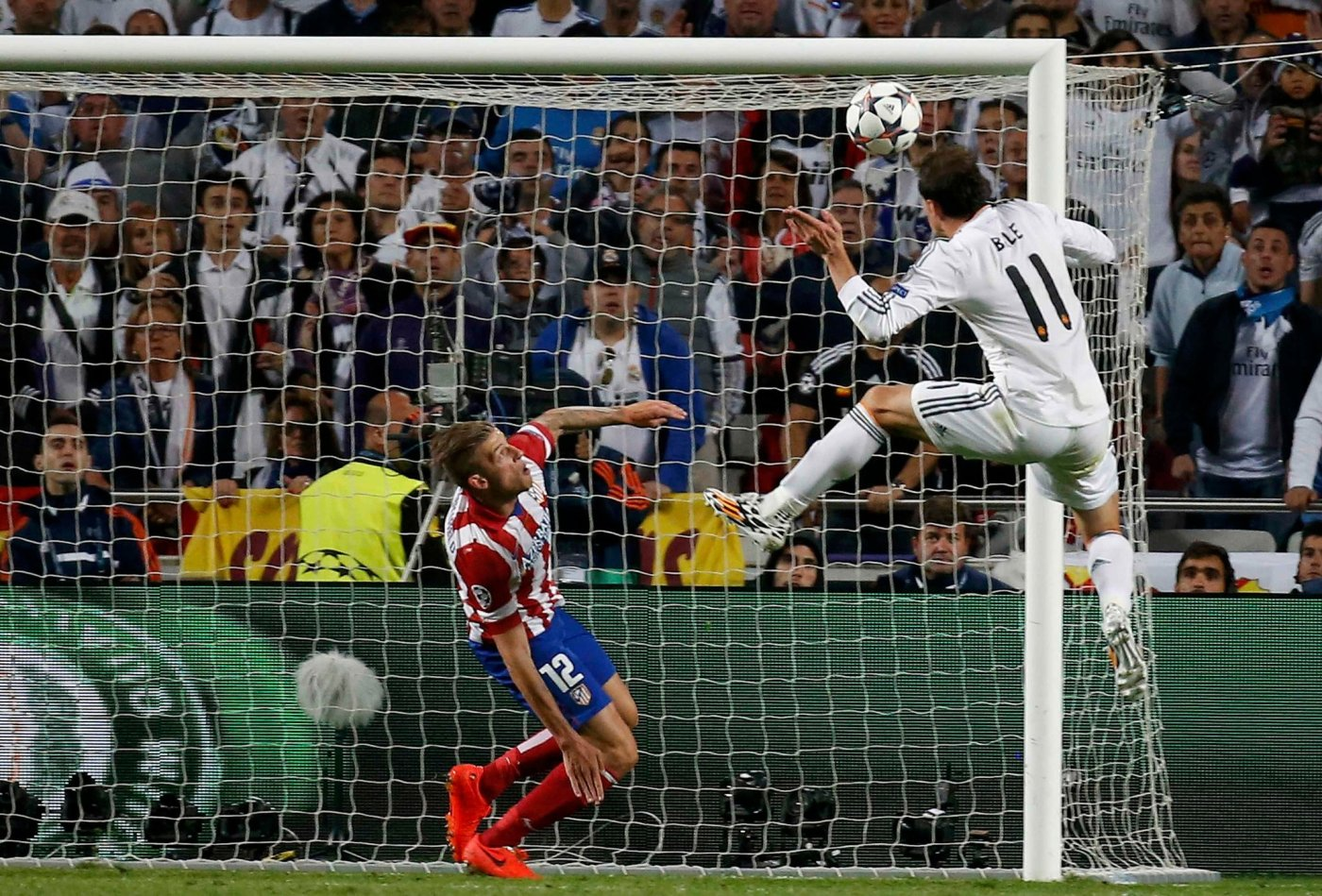 Gareth Bale's Goal Helps Lift Real Madrid to Its 10th Champions League  Title - The New York Times