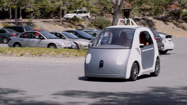 The Google Car Takes a Step Away From Boring The New