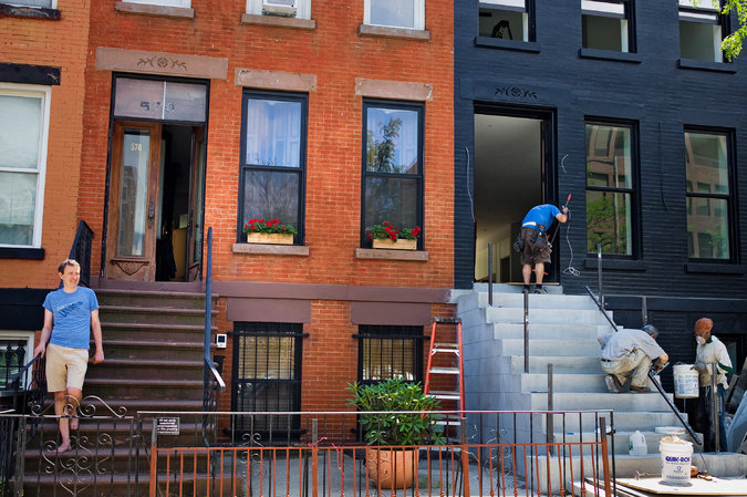 Crown Heights Brooklyn Gets Its Turn  The New York Times