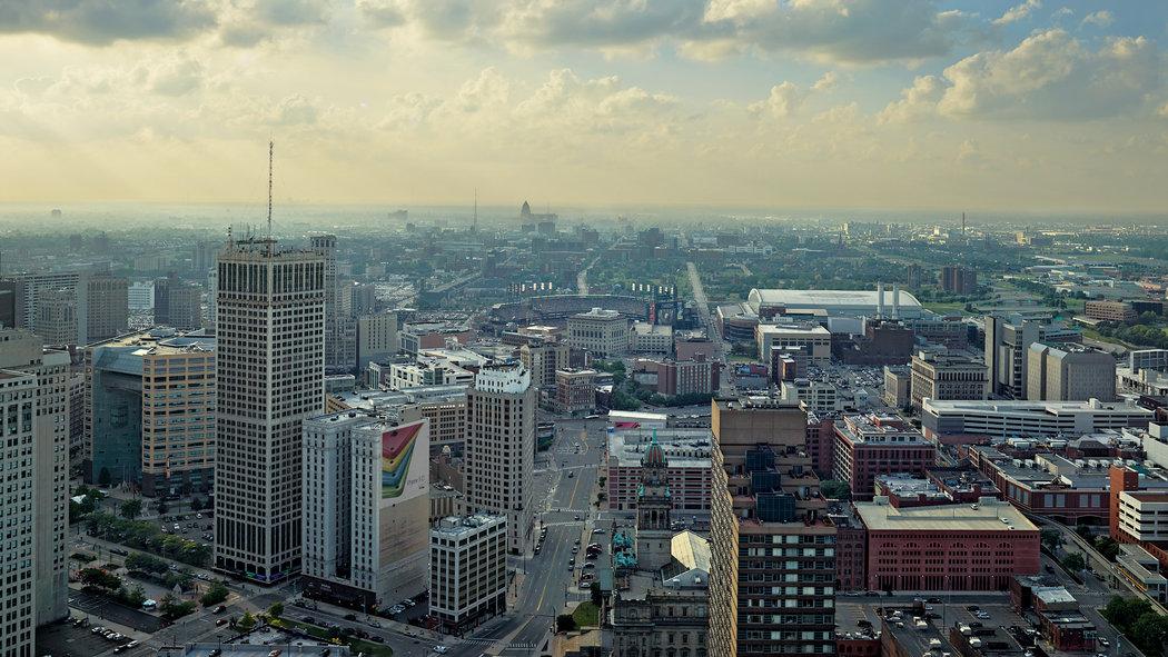The PostPostApocalyptic Detroit  The New York Times