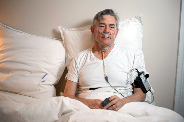 A Sleep Apnea Test Without a Night in the Hospital  The