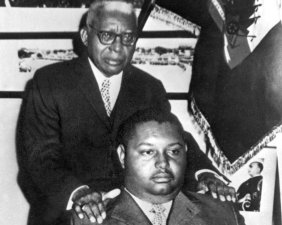 Jean-Claude Duvalier Dies at 63; Ruled Haiti in Father's Brutal ...