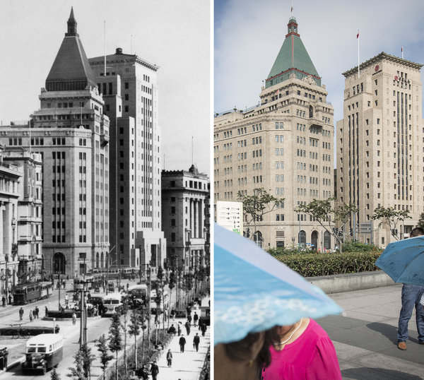 The Man Who Changed The Face Of Shanghai The New York Times