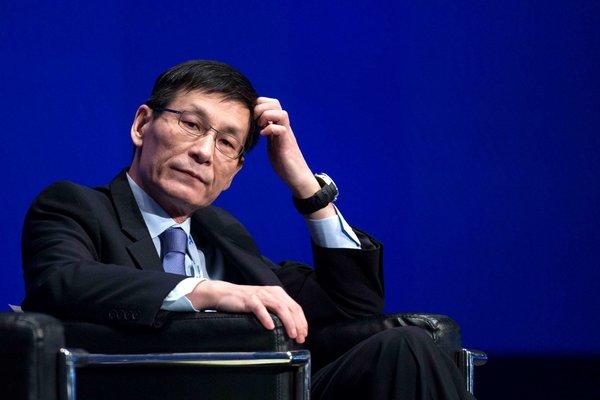 朱鎔基之子辭任中金公司CEO - 紐約時報中文網