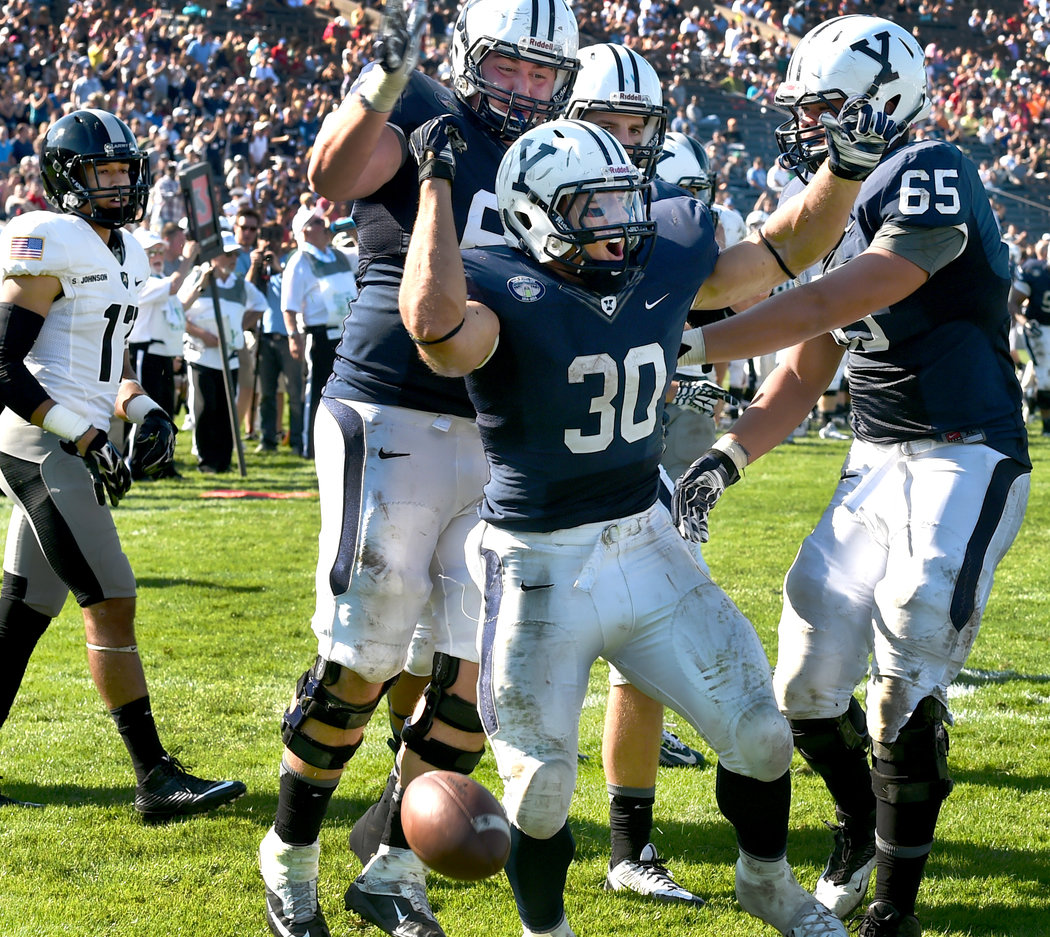 Tyler Varga of Yale Blasts Off to an Unstoppable Start