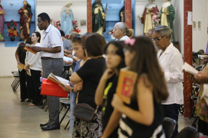 As Archdiocese Reorganizes New York Catholics Await News