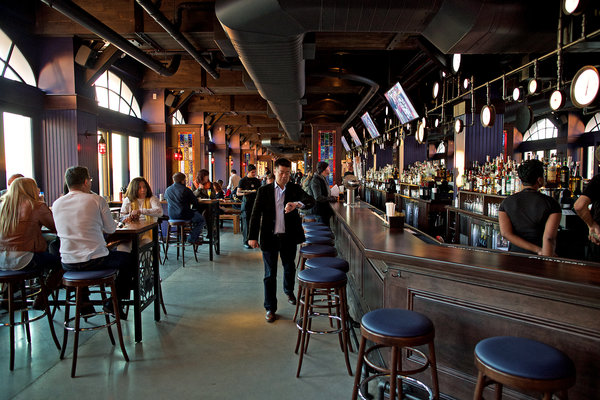 Pier A Harbor House Opens Downtown  The New York Times