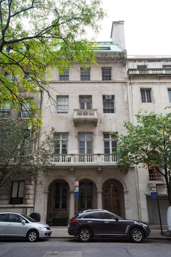Carnegie Andrew Mansion Ny