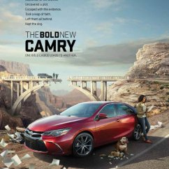 All New Camry Commercial Spesifikasi Oli Grand Avanza For Madison Avenue Bold Is The Tack York Times